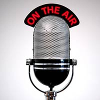 On the air radio programs